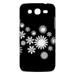 Flower Power Flowers Ornament Samsung Galaxy Mega 5 8 I9152 Hardshell Case  by Onesevenart