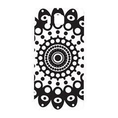 Mandala Geometric Symbol Pattern Samsung Galaxy Alpha Hardshell Back Case by Onesevenart