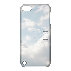 Light Nature Sky Sunny Clouds Apple Ipod Touch 5 Hardshell Case With Stand by Onesevenart