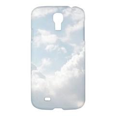 Light Nature Sky Sunny Clouds Samsung Galaxy S4 I9500/i9505 Hardshell Case by Onesevenart