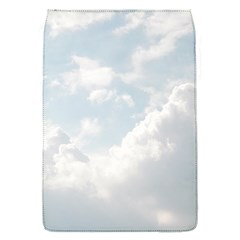 Light Nature Sky Sunny Clouds Flap Covers (s)  by Onesevenart