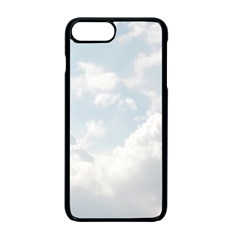 Light Nature Sky Sunny Clouds Apple iPhone 7 Plus Seamless Case (Black) by Onesevenart