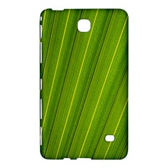 Green Leaf Pattern Plant Samsung Galaxy Tab 4 (8 ) Hardshell Case  by Onesevenart