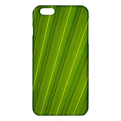 Green Leaf Pattern Plant Iphone 6 Plus/6s Plus Tpu Case by Onesevenart