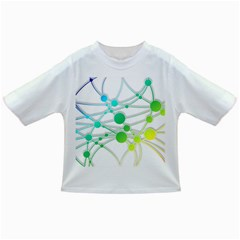Network Connection Structure Knot Infant/toddler T Shirts by Onesevenart