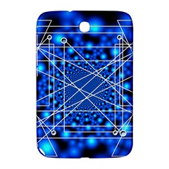 Network Connection Structure Knot Samsung Galaxy Note 8 0 N5100 Hardshell Case  by Onesevenart