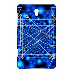 Network Connection Structure Knot Samsung Galaxy Tab S (8 4 ) Hardshell Case  by Onesevenart