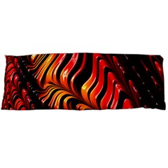 Fractal Mathematics Abstract Body Pillow Case Dakimakura (two Sides) by Onesevenart
