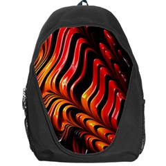 Fractal Mathematics Abstract Backpack Bag by Onesevenart
