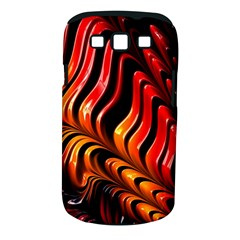 Fractal Mathematics Abstract Samsung Galaxy S Iii Classic Hardshell Case (pc+silicone) by Onesevenart