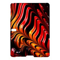 Fractal Mathematics Abstract Samsung Galaxy Tab S (10 5 ) Hardshell Case  by Onesevenart