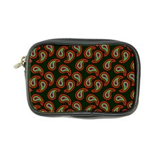 Pattern Abstract Paisley Swirls Coin Purse by Onesevenart