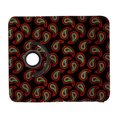Pattern Abstract Paisley Swirls Galaxy S3 (flip/folio) by Onesevenart