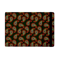 Pattern Abstract Paisley Swirls Ipad Mini 2 Flip Cases by Onesevenart