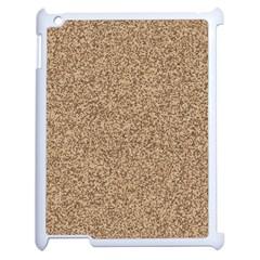 Mosaic Pattern Background Apple Ipad 2 Case (white) by Onesevenart