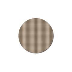 Pattern Background Stripes Karos Golf Ball Marker by Onesevenart