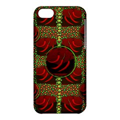 Spanish And Hot Apple Iphone 5c Hardshell Case by pepitasart
