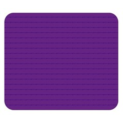 Pattern Violet Purple Background Double Sided Flano Blanket (small)  by Onesevenart