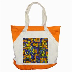 Square Background Background Texture Accent Tote Bag by Onesevenart