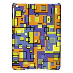 Square Background Background Texture Ipad Air Hardshell Cases by Onesevenart