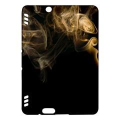 Smoke Fume Smolder Cigarette Air Kindle Fire Hdx Hardshell Case by Onesevenart