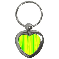 Shading Pattern Symphony Key Chains (heart)  by Onesevenart