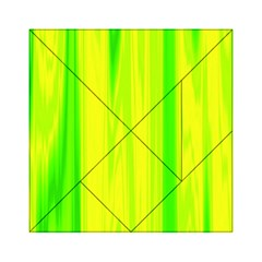 Shading Pattern Symphony Acrylic Tangram Puzzle (6  X 6 ) by Onesevenart