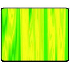 Shading Pattern Symphony Double Sided Fleece Blanket (medium)  by Onesevenart