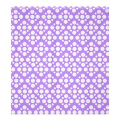 The Background Background Design Shower Curtain 66  X 72  (large)  by Onesevenart