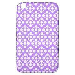 The Background Background Design Samsung Galaxy Tab 3 (8 ) T3100 Hardshell Case  by Onesevenart