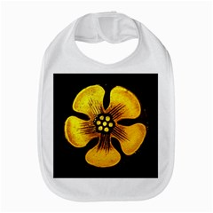 Yellow Flower Stained Glass Colorful Glass Amazon Fire Phone by Onesevenart
