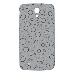 Water Glass Pattern Drops Wet Samsung Galaxy Mega I9200 Hardshell Back Case by Onesevenart
