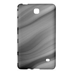 Wave Form Texture Background Samsung Galaxy Tab 4 (8 ) Hardshell Case  by Onesevenart