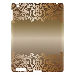 Floral Decoration Apple Ipad 3/4 Hardshell Case by Onesevenart