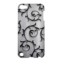 Floral Apple Ipod Touch 5 Hardshell Case by Onesevenart