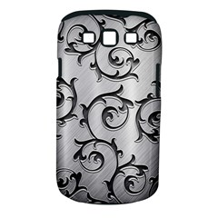 Floral Samsung Galaxy S Iii Classic Hardshell Case (pc+silicone) by Onesevenart
