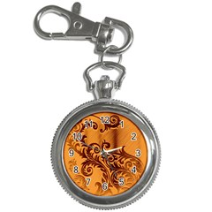 Floral Vintage  Key Chain Watches