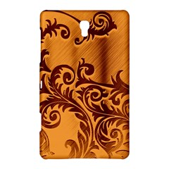 Floral Vintage  Samsung Galaxy Tab S (8 4 ) Hardshell Case  by Onesevenart