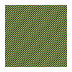 Mardi Gras Checker Boards Medium Glasses Cloth (2 Side) by PhotoNOLA