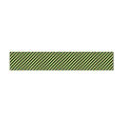 Mardi Gras Checker Boards Flano Scarf (mini) by PhotoNOLA