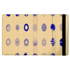 Art Prize Eight Sign Apple Ipad 3/4 Flip Case by Alisyart