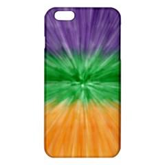 Mardi Gras Tie Die Iphone 6 Plus/6s Plus Tpu Case by PhotoNOLA