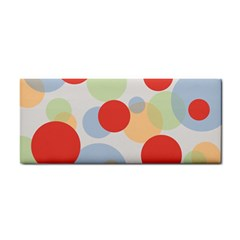 Contrast Analogous Colour Circle Red Green Orange Cosmetic Storage Cases by Alisyart