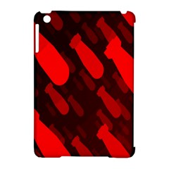 Missile Rockets Red Apple Ipad Mini Hardshell Case (compatible With Smart Cover) by Alisyart