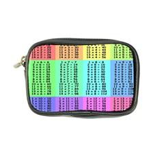 Multiplication Printable Table Color Rainbow Coin Purse by Alisyart