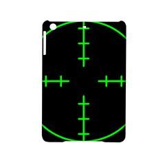 Sniper Focus Ipad Mini 2 Hardshell Cases by Alisyart