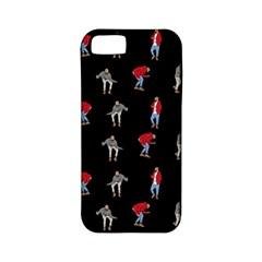 Drake Hotline Bling Black Background Apple Iphone 5 Classic Hardshell Case (pc+silicone) by Onesevenart