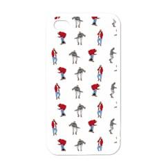 Hotline Bling Apple Iphone 4 Case (white) by Onesevenart