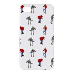Hotline Bling Apple Iphone 4/4s Premium Hardshell Case by Onesevenart