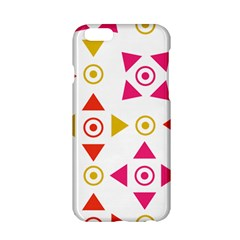 Spectrum Styles Pink Nyellow Orange Gold Apple Iphone 6/6s Hardshell Case by Alisyart